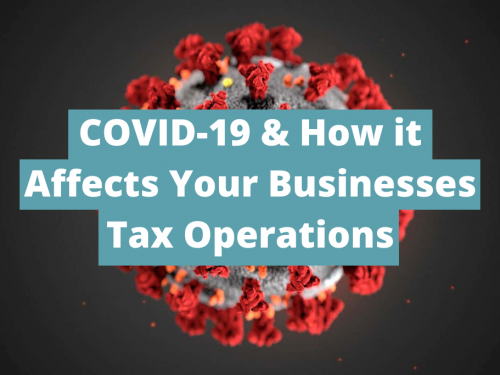 Covid-19 Business Tax
