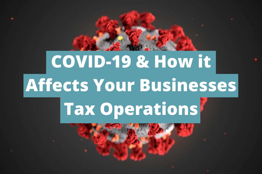 Covid-19 Business Tax