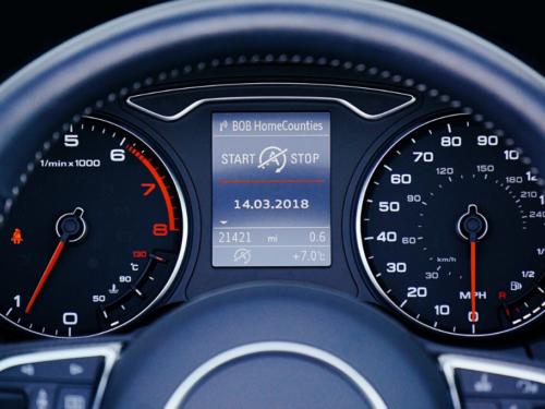 mileage gauge